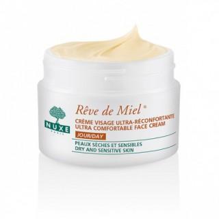 Nuxe Rêve de Miel Crème visage ultra-réconfortante Jour 50ml