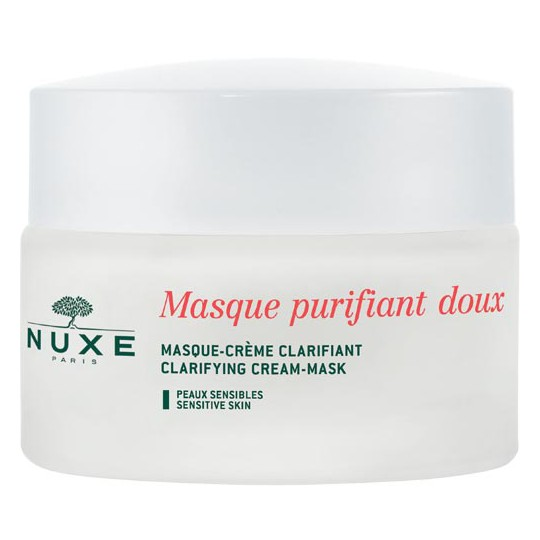 Nuxe Petal Gentle Purifying Mask 50ml