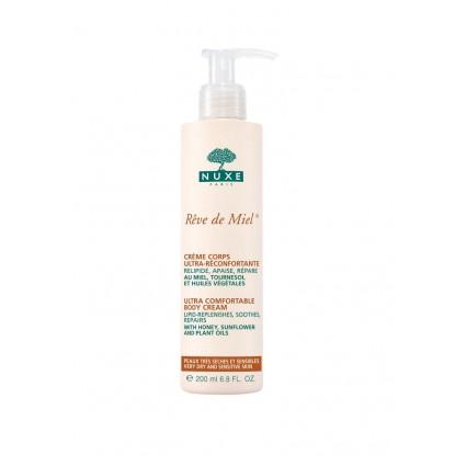 Nuxe Rêve de Miel Honey Body Cream 200ml