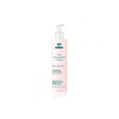 Nuxe Rose Petals Lotion Makeup remover