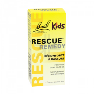 Bach Rescue kids dropper 10 ml