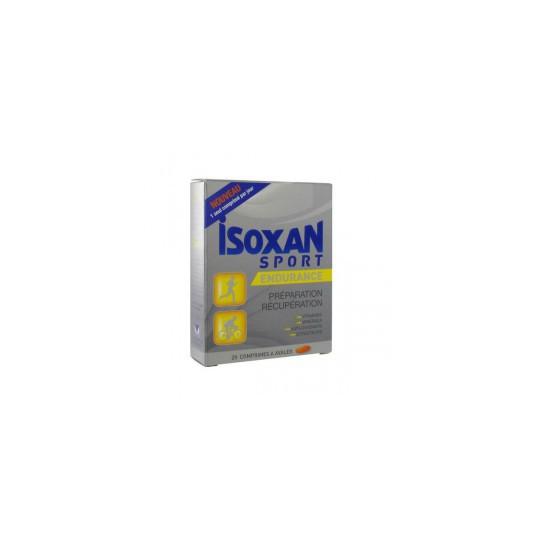 Isoxan Adulte Sport Endurance 20 Comprimés à croquer