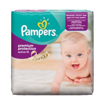Pampers age 3 activ-fit 4/9kg 26 unités