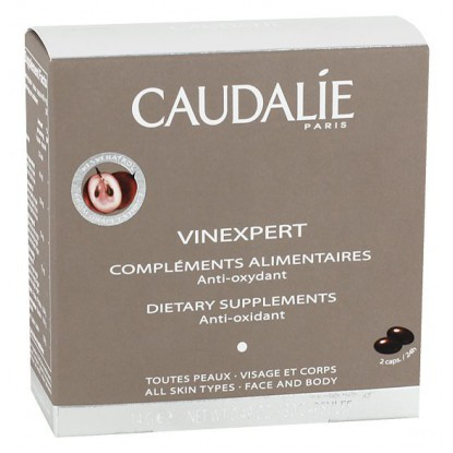 Caudalie Complement food Vinexpert 30capsules
