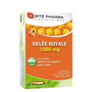 Forte Pharma Royal jelly 1000mg 20 ampoules