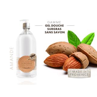 Les Petits Bains de Provence Savon Amande 500ml