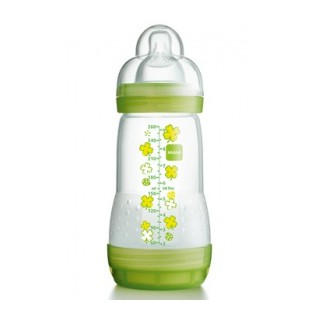 Mam Babybottle Anticolic Teat flow 2 Pink 260ml