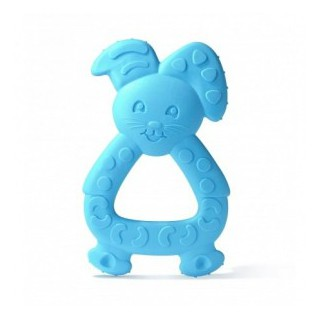 Dodie Blue Bunny teethers
