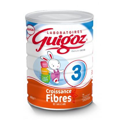 Guigoz Croissance Fibres 800gr