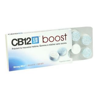 CB12 Boost 10 gommes à mâcher