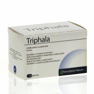 Prescription Nature Triphala 60 gélules