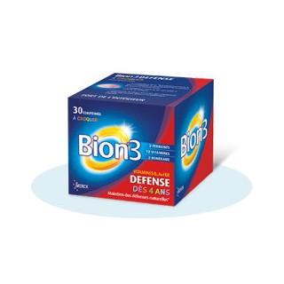 Bion 3 Défense Juniors 30 comprimés