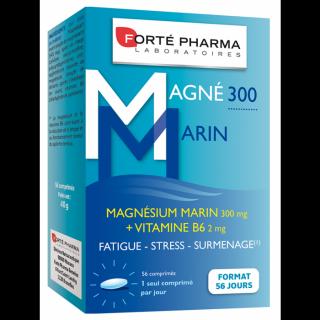 Forte Pharma Magné Marin 300 - 56 cpr