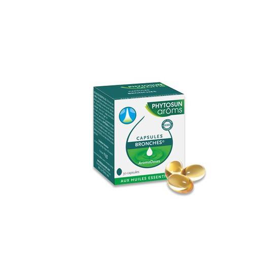 Aromadose Bronchi 30caps