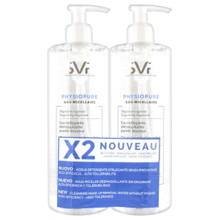 SVR Physiopure eau micellaire LOT 400ML