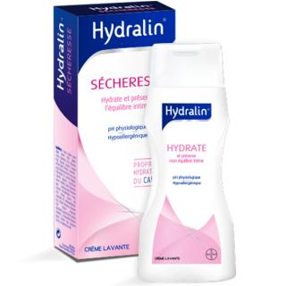Hydralin Secheresse Crème lavante 200ml