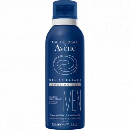 Avène men gel de rasage 150ml