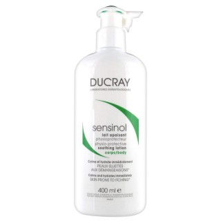Ducray Sensinol soothing milk 400ml