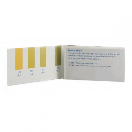 Bandelettes PH urinaire