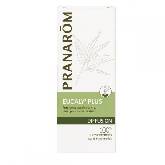 Pranarom Diffusion Eucalu'plus 30ml