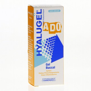 Hyalugel Ado oral gel 20ml