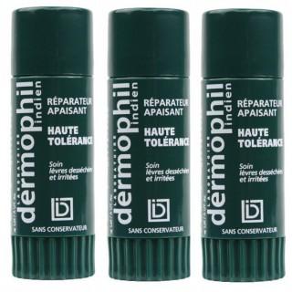 Dermophil Stick haute protection lot 2+1