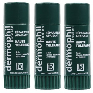 Dermophil Stick haute protection lot 2+1