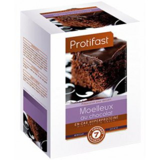 Protifast Moelleux chocolat 7 sachets
