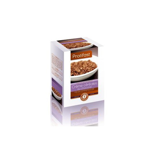 Protifast Céréales chocolat 7 sachets
