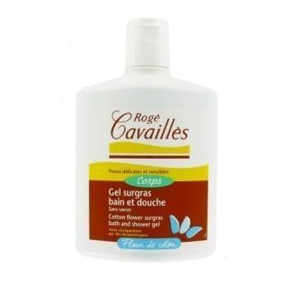 Rogé Cavaillès Gel Bain Fleur de Coton 300ml