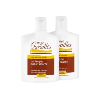 Rogé Cavaillès Gel Douche Sans Savon 2x300 ml
