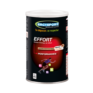 Nutergia Ergysport Effort Peach 450G