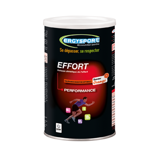 Ergysport Effort Orange 450Grammes