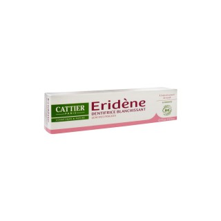 Cattier bio dentifrice eridene gencives fragiles 75ml