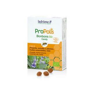 Ladrome Propolis Bonbons Bio 50gr