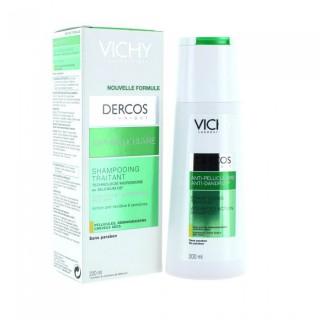 Vichy Dercos shampooing Anti pellicule 200ml