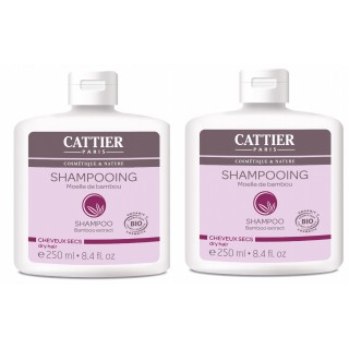 Cattier Shampooing Bambou DUO 250ml