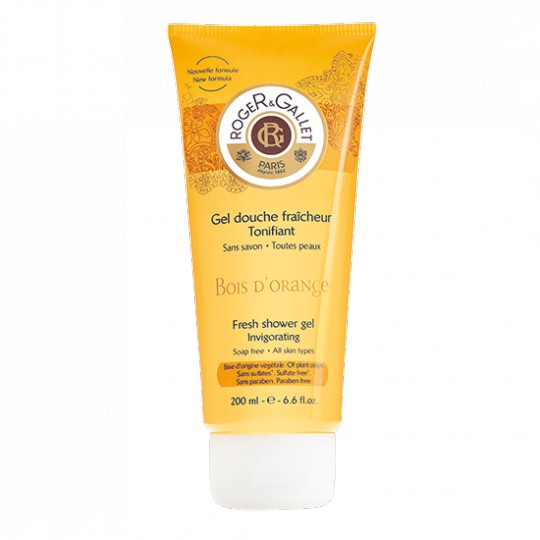 Roger & Gallet Bois d'orange Gel douche 200ml