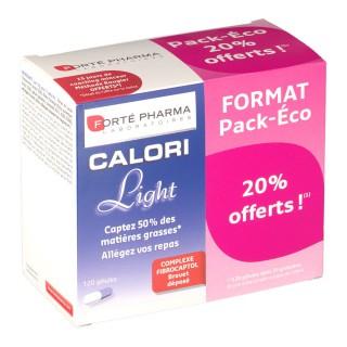 Calorilight 120 gélules dont 24 offertes