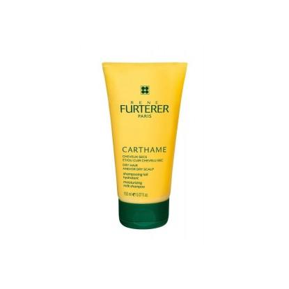 René Furterer Carthame Shampooing Lait Hydratant Tube 150ml