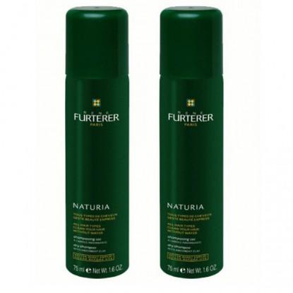 René Furterer Naturia Dry Shampoo 2x150ml