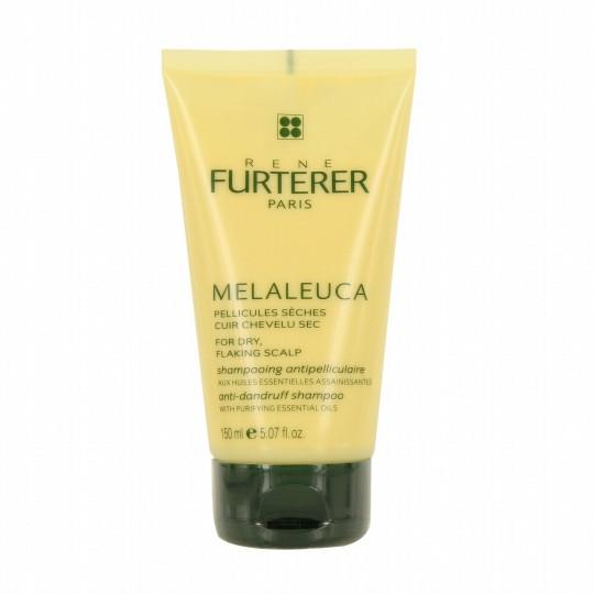 René Furterer Melaleuca Shampooing Péllicules Séches Tube 150ml