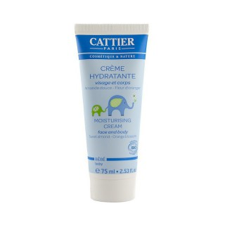 Cattier  Baby moisturizer 75ml