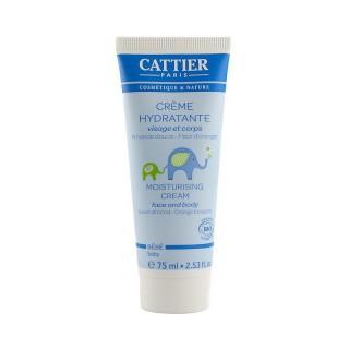 Cattier creme hydratante bébé 75ml