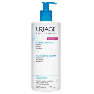 Uriage Creme lavante hydratante 500ml