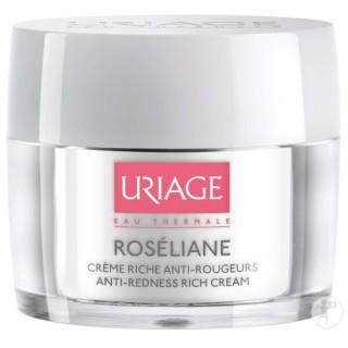 Uriage Roséliane Crème Riche Anti-Rougeurs Pot 40ml