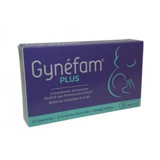 Gynefam Plus 30 capsules