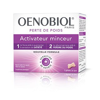 Oenobiol Perte poids Satiété 60 gélules