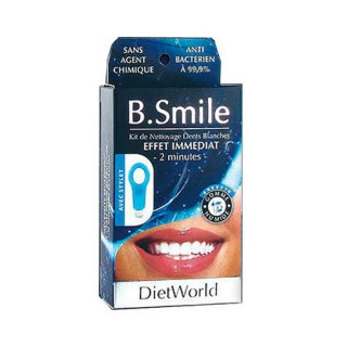 Diet World B.Smile kit dents blanches