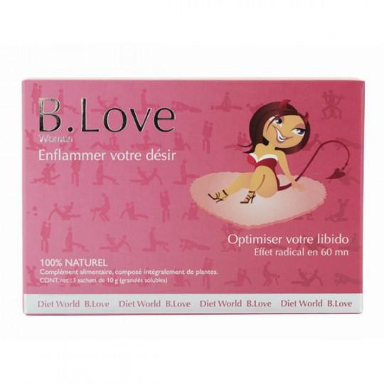 Diet World B.Love femme 3 sachets